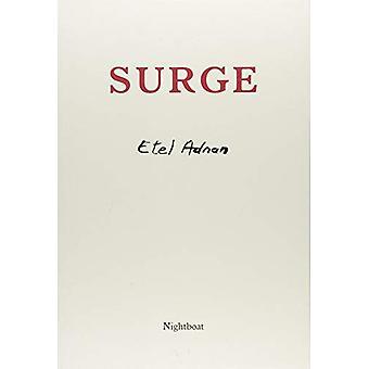 Surge by Etel Adnan - 9781937658854 Book