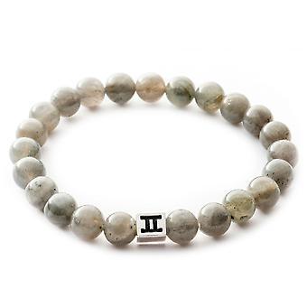 Gemini C26 - mixed Classic Labradorite Bracelet bracelet
