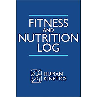 Fitness och nutrition Log av humankinetik - 9781492599371 Bok