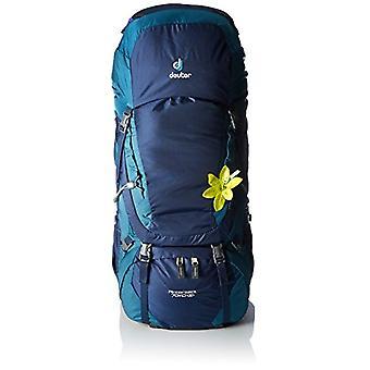 Deuter Aircontact 70 - 10 SL - Unisex Backpacks Adult - Blue (Midnight/Denim) - 24x36x45 cm (W x H L)