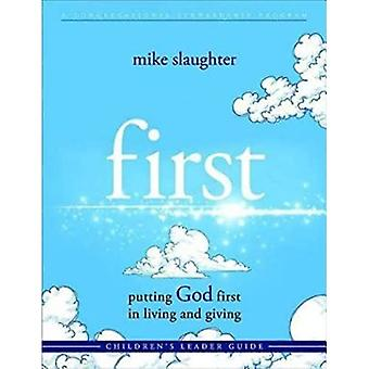 First Children's Leader Guide