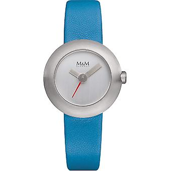 M&M Germany M11948-922 Basic-M Women's Watch