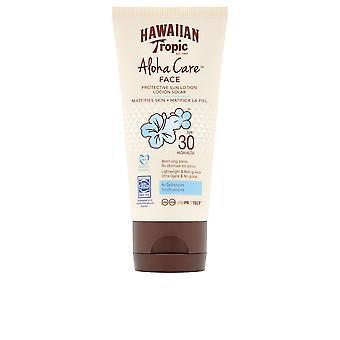 1 Aloha Care Face Sun Lotion Spf30 90 Ml Unisex