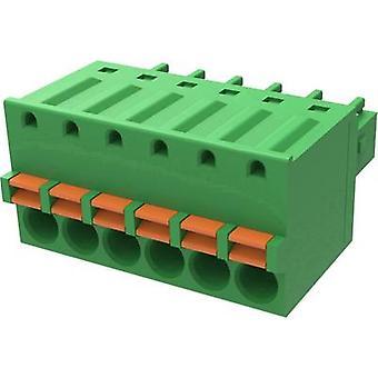 Degson Pin kapsling - kabel 15EDGKD Totalt antal stift 2 Kontaktavstånd: 3,81 mm 15EDGKD-3,81-02P-14-00AH-1 1 st(ar)