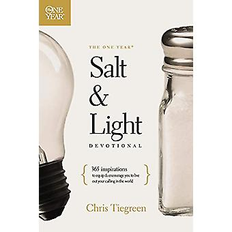 One Year Salt and Light Devotional - The by Chris Tiegreen - 97814964