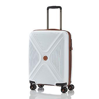 TITAN Paradoxx Handbagage Trolley S, 4 wielen, 55 cm, 40 L, wit