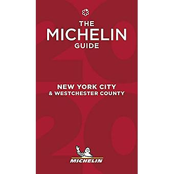 New York - The MICHELIN Guide 2020 - The Guide Michelin - 978206723905