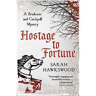 Hostage to Fortune - A Bradecote and Catchpoll Mystery by Sarah Hawksw
