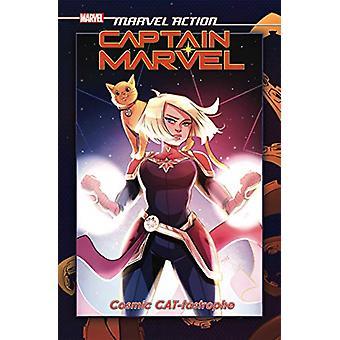Marvel Action - Captain Marvel - Cosmic CAT-tastrophe - Book One by Sam