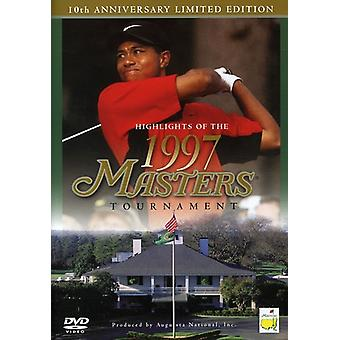 Masters-1997 Tournament [DVD] USA import