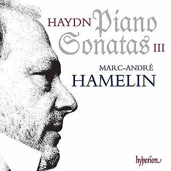F.J. Haydn - Haydn: Piano Sonatas, Vol. 3 [CD] USA import