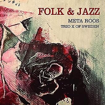 Folk & Jazz [CD] USA import