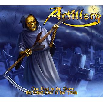 Artillery - One Foot in the Grave the Other One in the Trash [CD] USA import