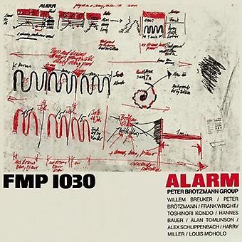Peter Brotzmann Group - Alarm (1981) [CD] USA import