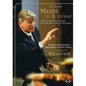 J.S. Bach - Mass in B Minor [DVD] USA import
