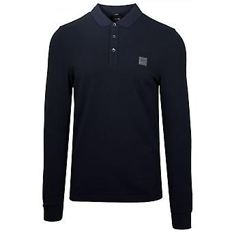 BOSS Navy Passerby Polo Shirt
