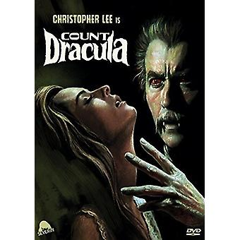 Count Dracula [DVD] USA import