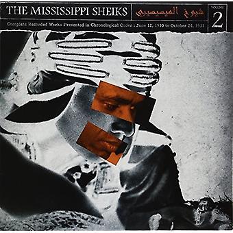 Mississippi Sheiks - Mississippi Sheiks: Complete Recorded Works in Chronological Order 2 [Vinyl] USA import