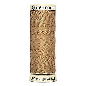 Gutermann Costura-tudo 100% Polyester Thread 100m Código de Cor da Mão e da Máquina - 591