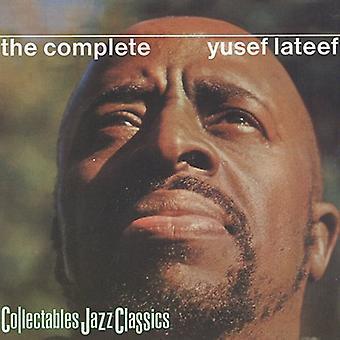 Yusef Lateef - Complete [CD] USA import