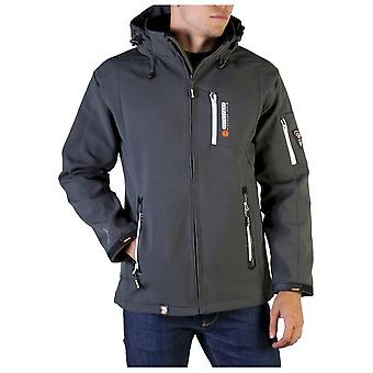 Geographical Norway - Clothing - Jackets - Tichri_man_dgrey - Men - dimgray - XXL
