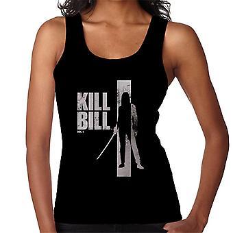 Kill Bill Beatrix Silhouette Women's Vest