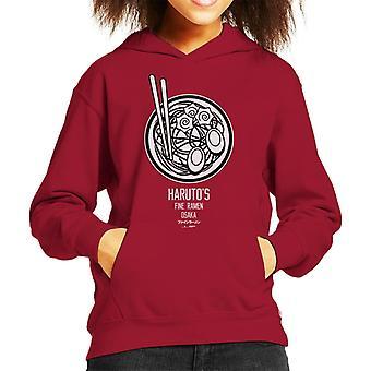 The Ramen Clothing Company Harutos Fine Ramen Bowl Kid's Hooded Sweatshirt