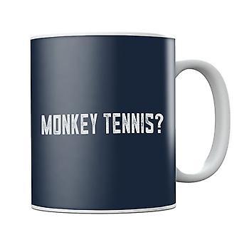 Alan Partridge Scimmia Tazza da Tennis