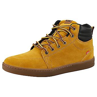 Globe Gs Boot Mens Skate Trainers in Wheat
