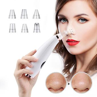 Black Head Remover Vacuum Suction Diamond Beauty Machine For Deep Pore Cleansing And Acne Pimple Removal
