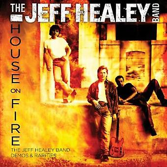 Jeff Healey Band - House on Fire: Demos & Rarities [CD] USA import