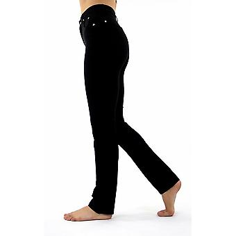 MARBLE Marble Mink Black Or Navy Jeans 2403