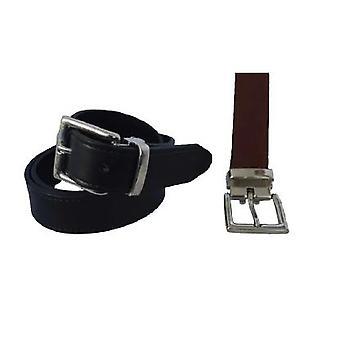 Jacaru 6052 leather belt 30mm wide