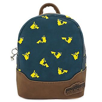 Loungefly X Pokemon Detective Pikachu Mini Backpack