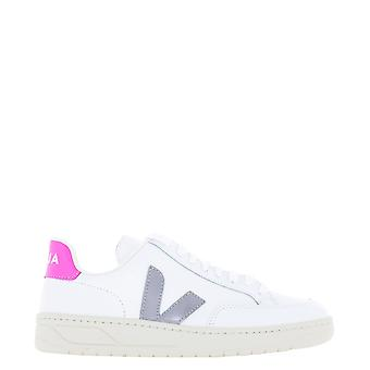 Veja Xd022289 Women's White Leather Sneakers