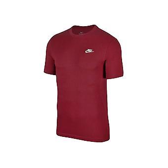 נייקי מועדון CW7393677 אוניברסלי כל השנה גברים חולצת טריקו