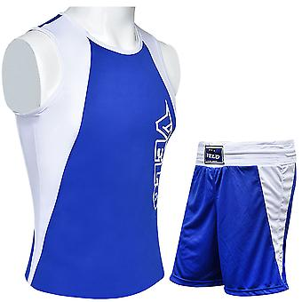 VELO Kids Boxing Shorts & Vest Top Set
