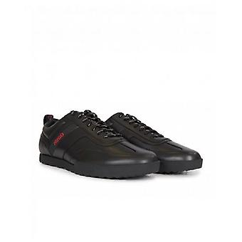 Hugo Matrix Low Leather Trainers