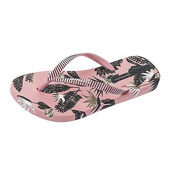 Ipanema Love Tropical Womens Beach flip flops/sandaler-rosa