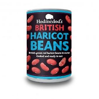 HODMEDOD'S - Red Haricot Beans In Water