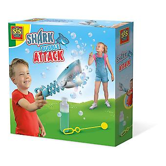 Ses Creative Children's Shark Bubble Attack 5 Years and Above (2265)