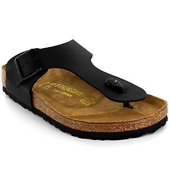 Mens Birkenstock Ramses Slip On Toe Post Holiday Beach Summer Sandals