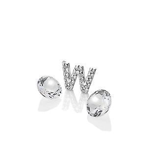 Diamantes calientes Anais Anais Plata de ley W Encanto AC091