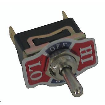 SPI-Sport Part 12-166-04 Hi-Off-Lo Switch Heater