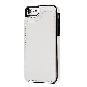 "Anti påverkan Plånbok fall för Apple iPhone XR 6,1"" Vit bailisheng-10"