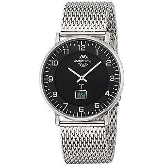 Mens Watch Master Time MTGS-10557-22M, Quartz, 42mm, 5ATM