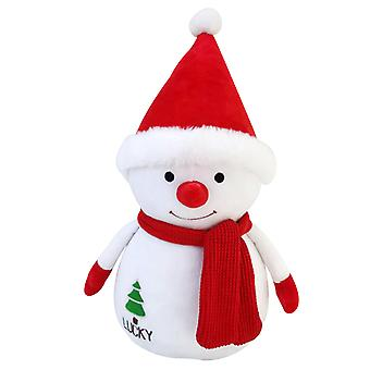 Cartoon Santa Claus, Elk, Snowman Plush Dolls, Cute Dolls, Christmas Gifts For Adults And Children