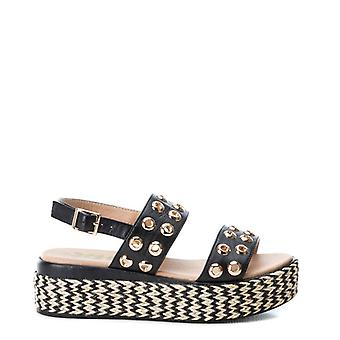 Xti  49066 women's synthetic leather wedges