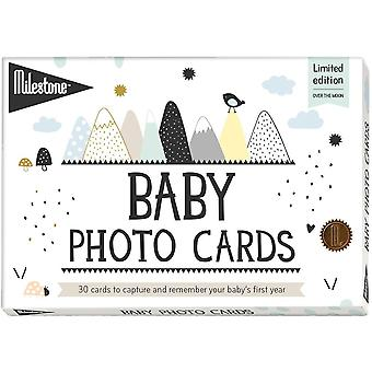 Baby Cards (Over the Moon) by Milestone
