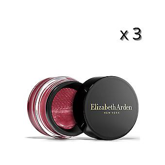 3 x Elizabeth Arden Cool Glow Cheek -tintti - Berry Rush